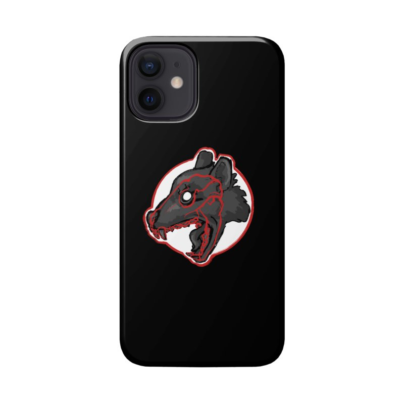 Tazmanian Devil Accessories Phone Case by Marie Angoulvant's Shop