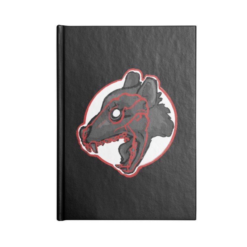 Tazmanian Devil Accessories Notebook by Marie Angoulvant's Shop