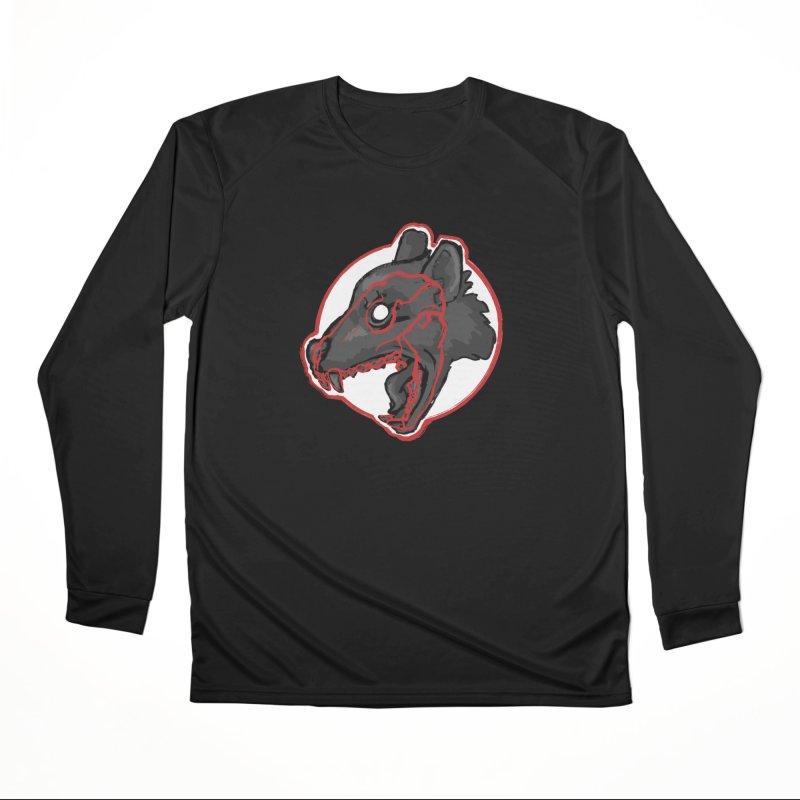 Tazmanian Devil Men's Longsleeve T-Shirt by Marie Angoulvant's Shop