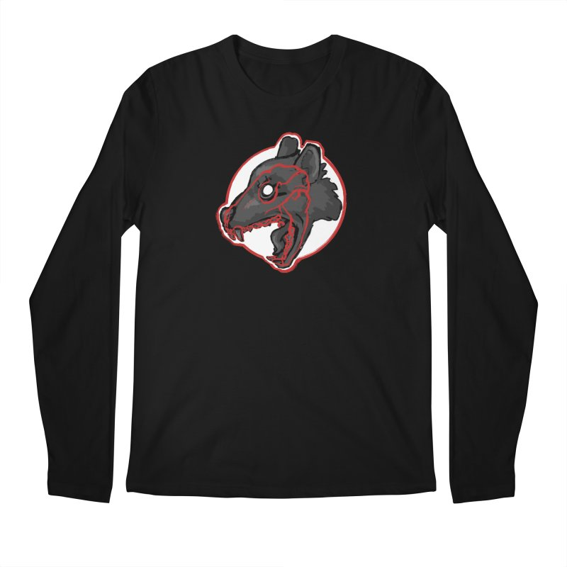 Tazmanian Devil Men's Longsleeve T-Shirt by Marie Angoulvant's Shop