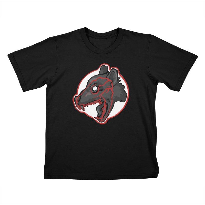 Tazmanian Devil Kids T-Shirt by Marie Angoulvant's Shop