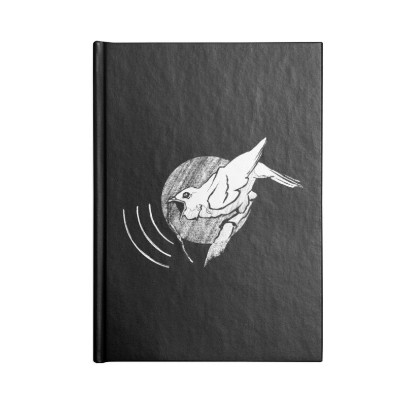 Bellbird Accessories Notebook by Marie Angoulvant's Shop