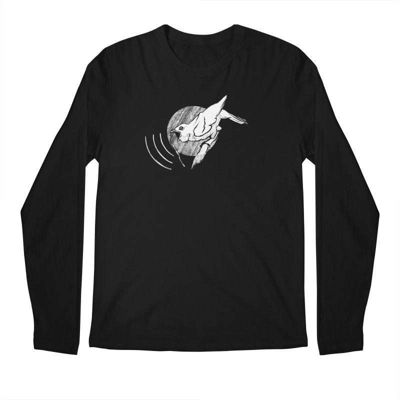 Bellbird Men's Longsleeve T-Shirt by Marie Angoulvant's Shop