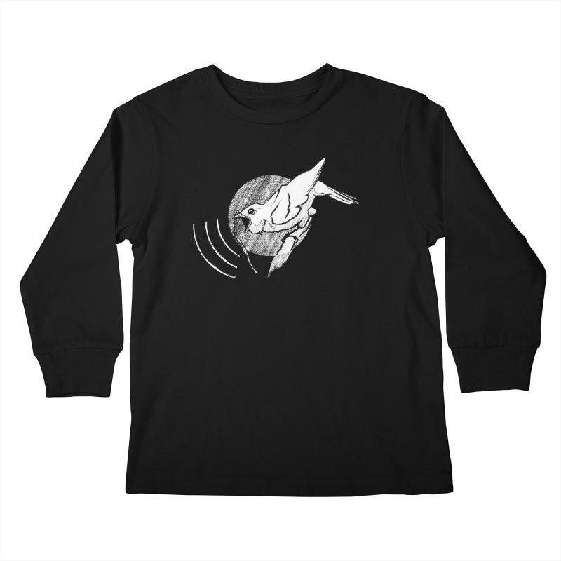 Bellbird Kids Longsleeve T-Shirt by Marie Angoulvant's Shop