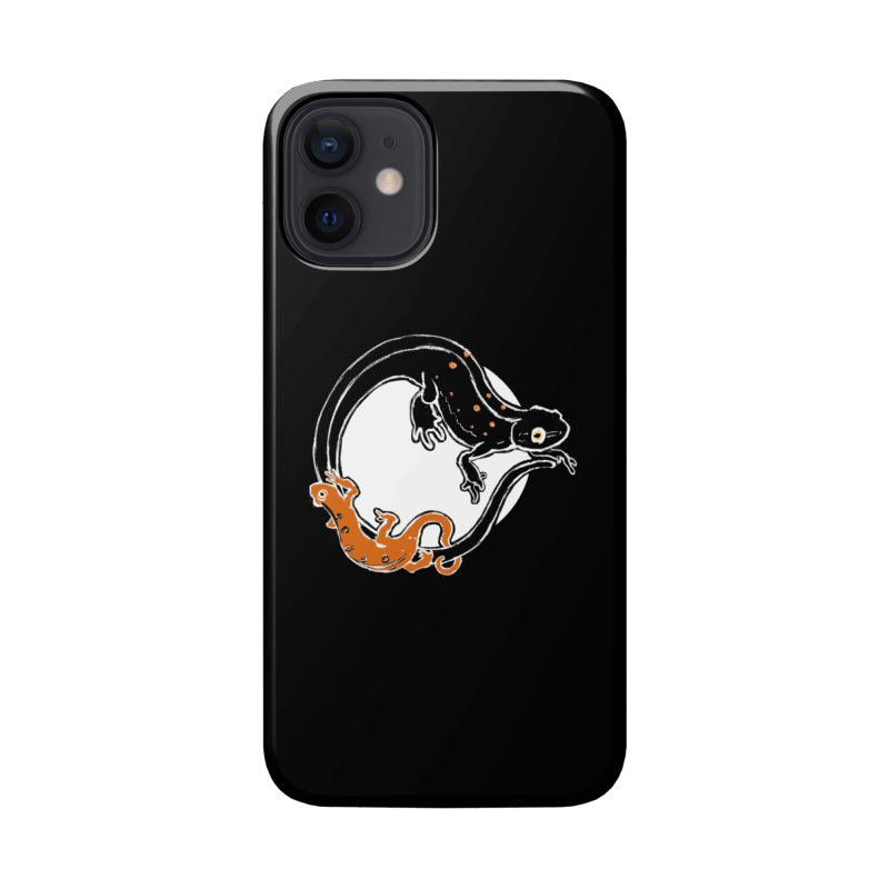 Newt and Eft Accessories Phone Case by Marie Angoulvant's Shop
