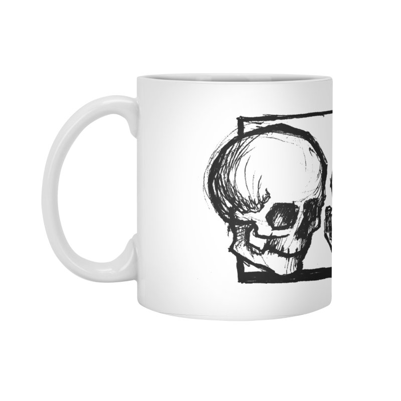 YIKES! Accessories Standard Mug by Marie Angoulvant's Shop