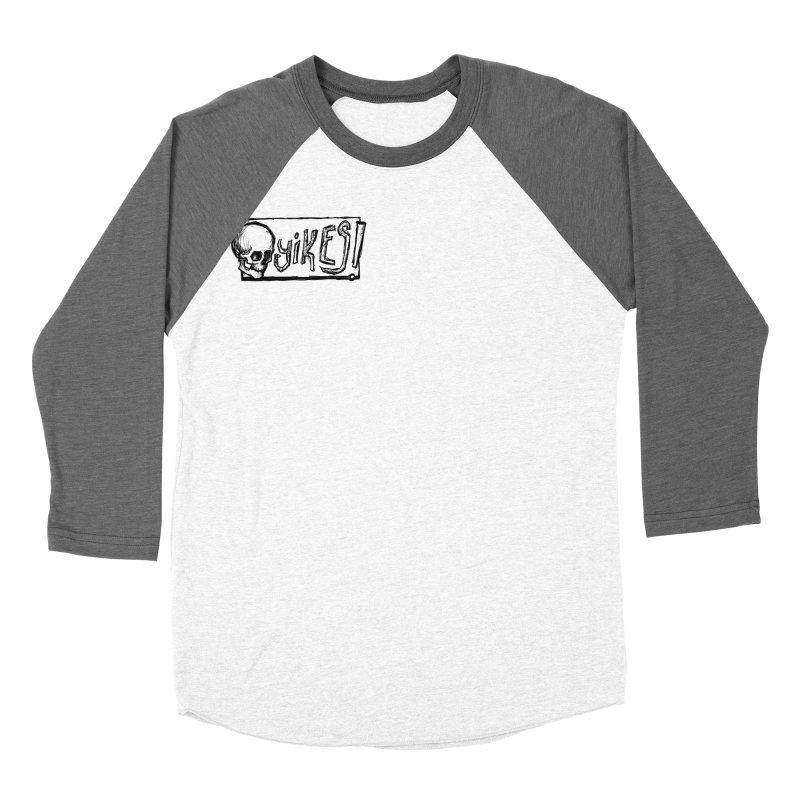 YIKES! Women's Baseball Triblend Longsleeve T-Shirt by Marie Angoulvant's Shop