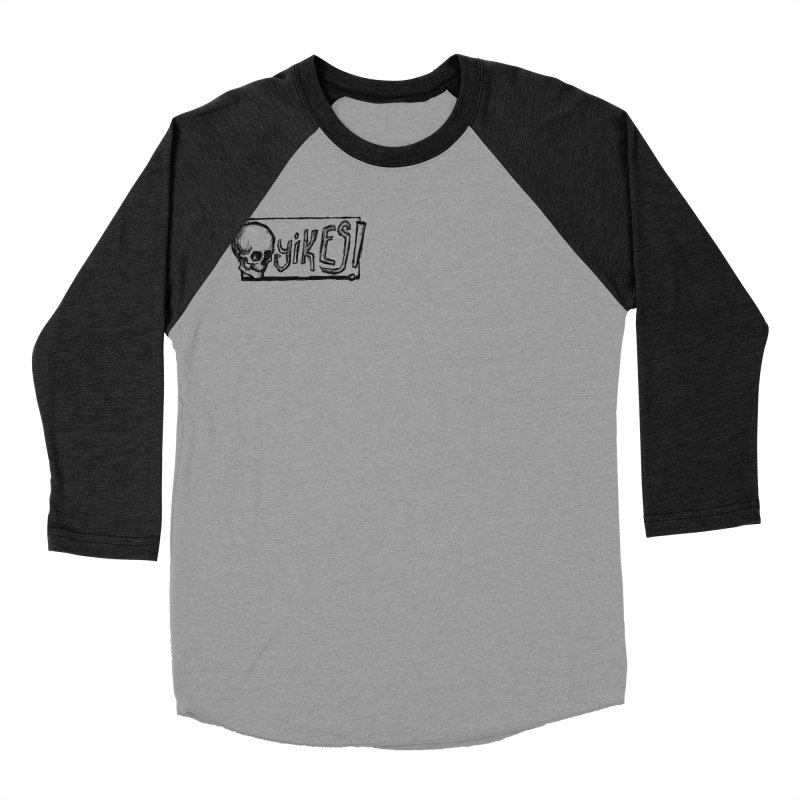 YIKES! Men's Baseball Triblend Longsleeve T-Shirt by Marie Angoulvant's Shop