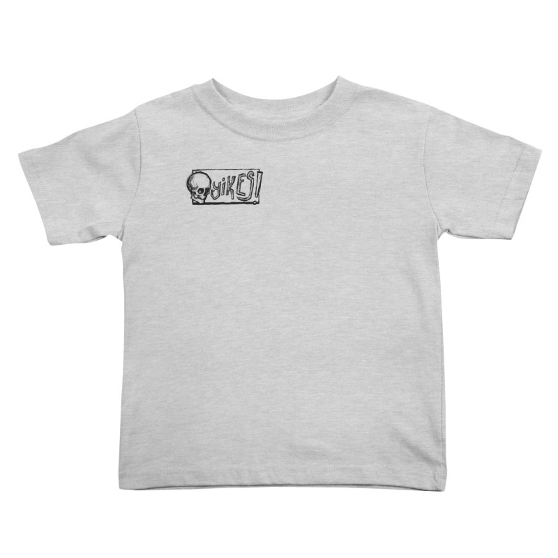 YIKES! Kids Toddler T-Shirt by Marie Angoulvant's Shop