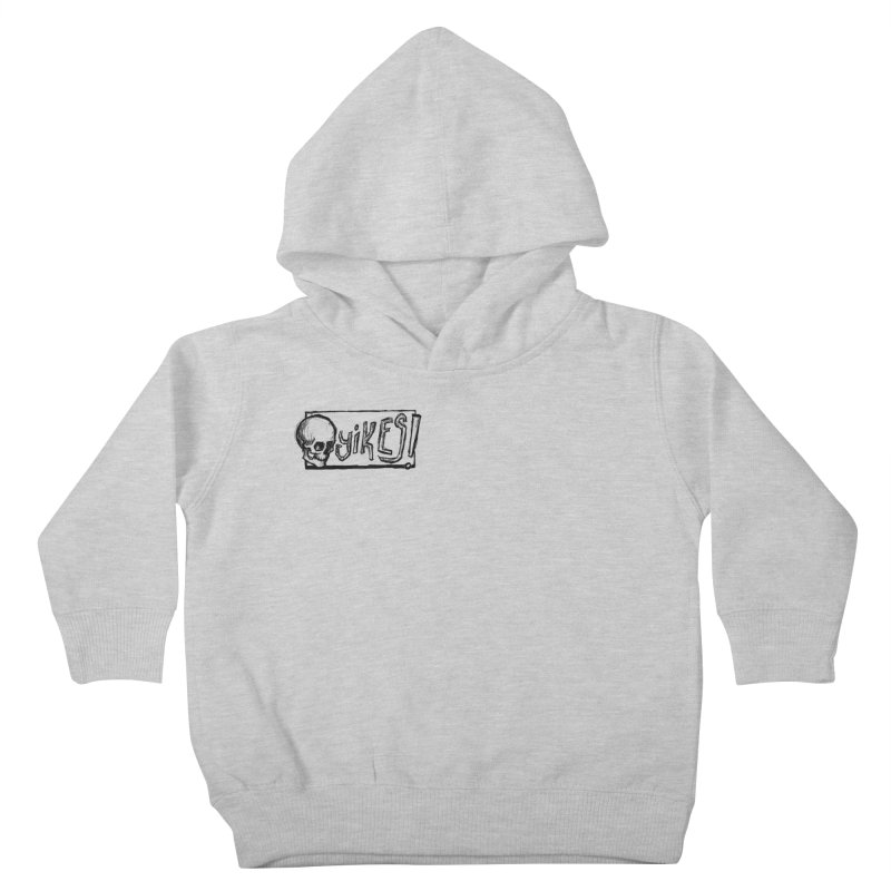 YIKES! Kids Toddler Pullover Hoody by Marie Angoulvant's Shop