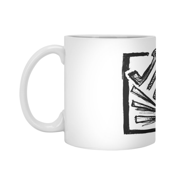 STOP! Accessories Standard Mug by Marie Angoulvant's Shop