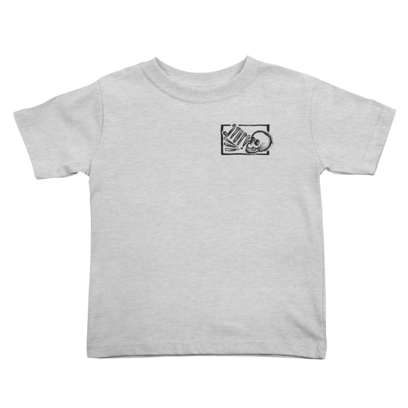 STOP! Kids Toddler T-Shirt by Marie Angoulvant's Shop