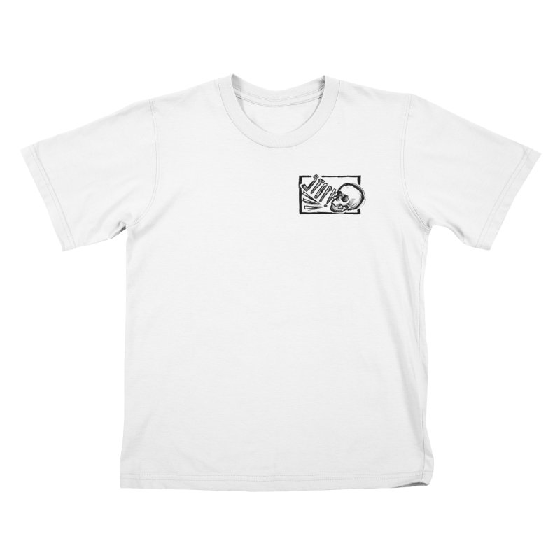 STOP! Kids T-Shirt by Marie Angoulvant's Shop