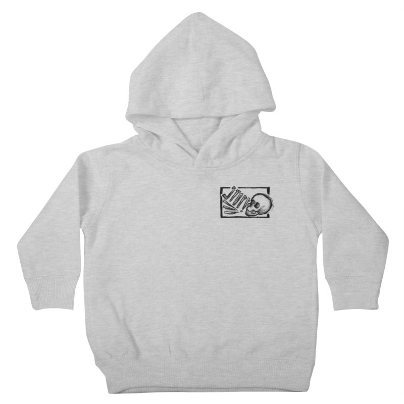 STOP! Kids Toddler Pullover Hoody by Marie Angoulvant's Shop