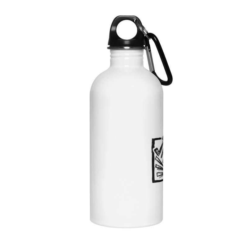 STOP! Accessories Water Bottle by Marie Angoulvant's Shop