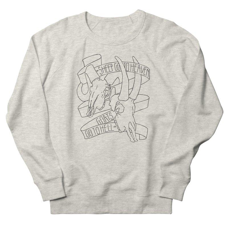 Sheep Go To Heaven Men's Sweatshirt by Marie Angoulvant's Shop