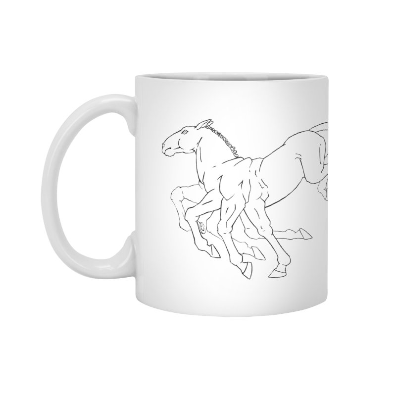 Sleipnir Accessories Mug by Marie Angoulvant's Shop