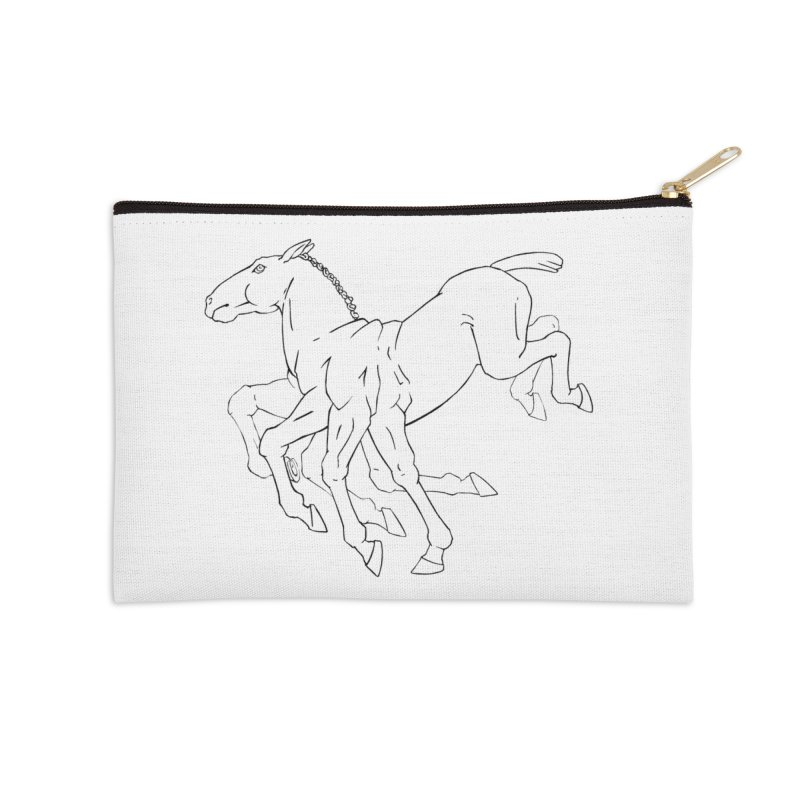 Sleipnir Accessories Zip Pouch by Marie Angoulvant's Shop