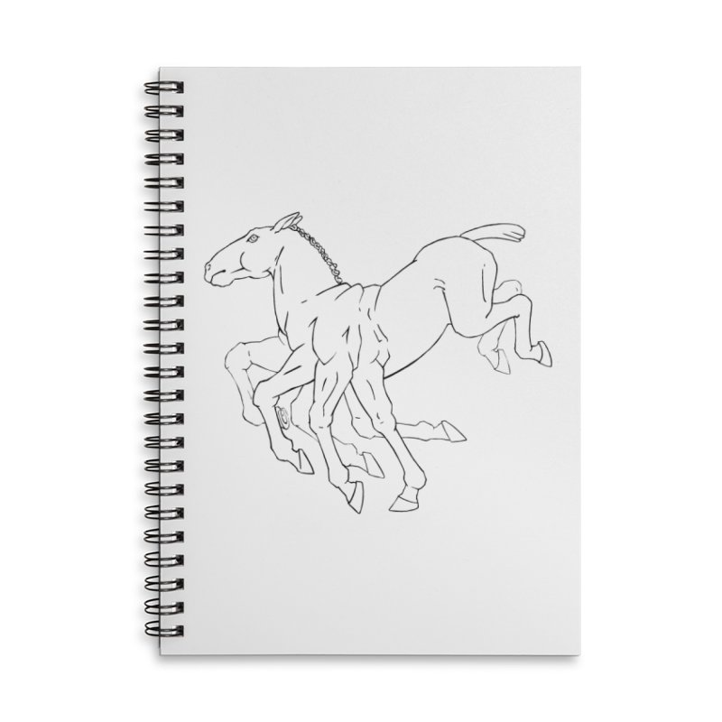 Sleipnir Accessories Notebook by Marie Angoulvant's Shop