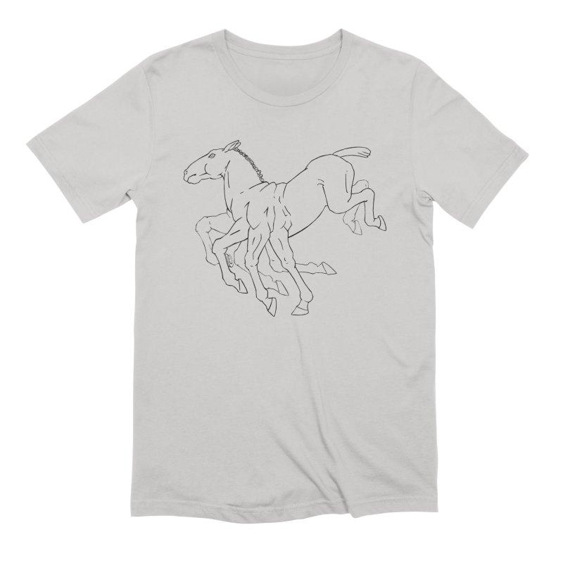 Sleipnir Men's Extra Soft T-Shirt by Marie Angoulvant's Shop