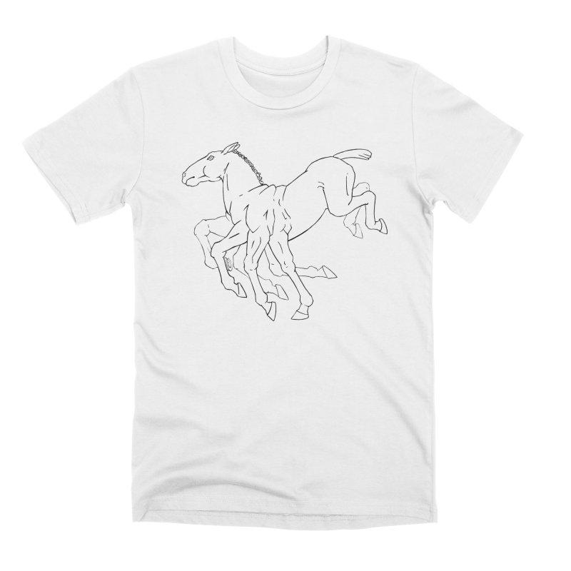 Sleipnir Men's Premium T-Shirt by Marie Angoulvant's Shop