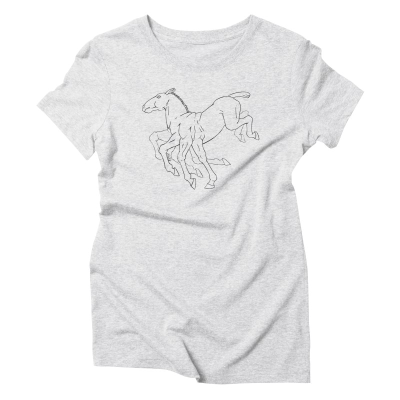 Sleipnir Women's T-Shirt by Marie Angoulvant's Shop