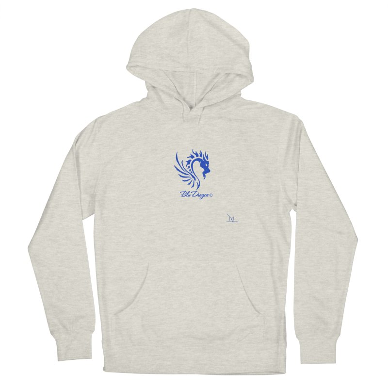 BLU DRAGON (COLLECTION) By MarigzMusic™ Women's Pullover Hoody by