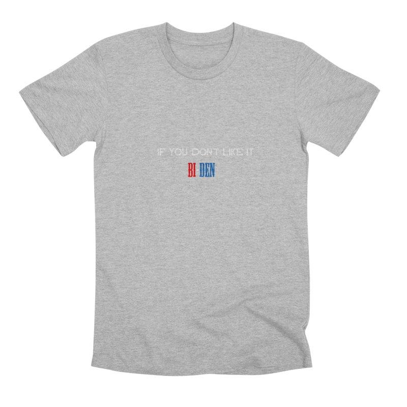 BI-DEN Men's T-Shirt by
