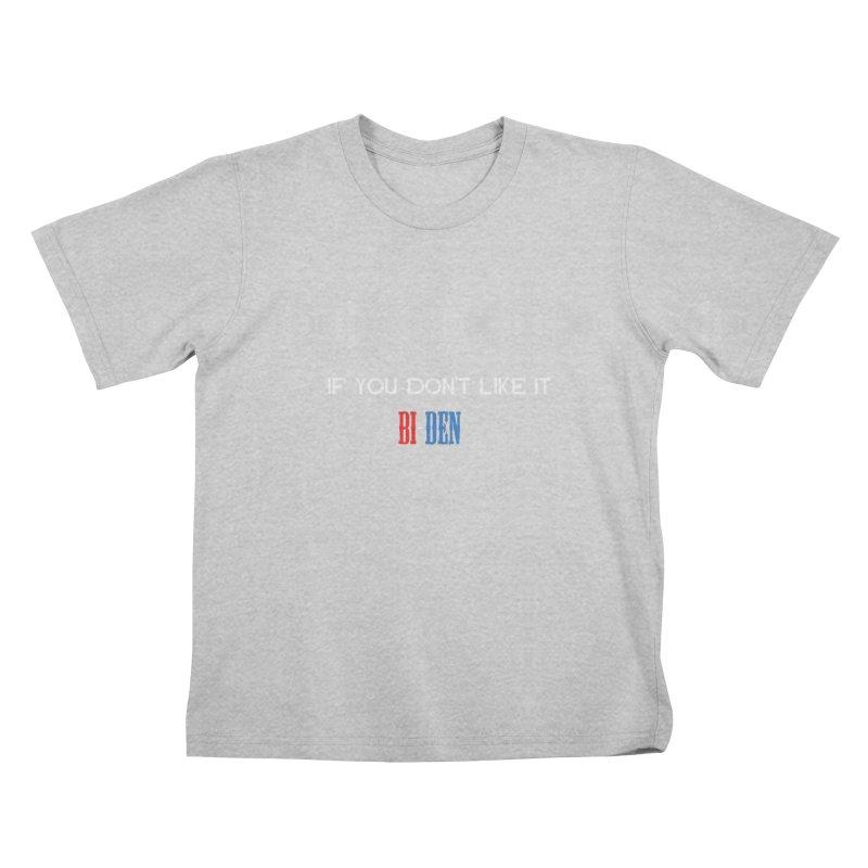 BI-DEN Kids T-Shirt by