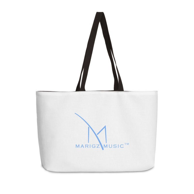 Marigz Music™ (Apparel) Blue Accessories Bag by