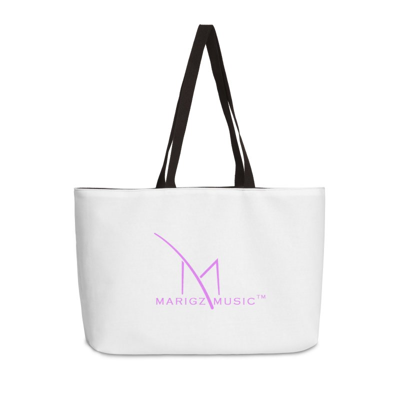 Marigz Music™ (Apparel) Pink Accessories Bag by