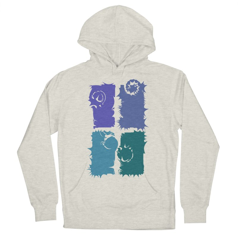 getting pulled into the whirlpool Women's Pullover Hoody by marilcha's Artist Shop
