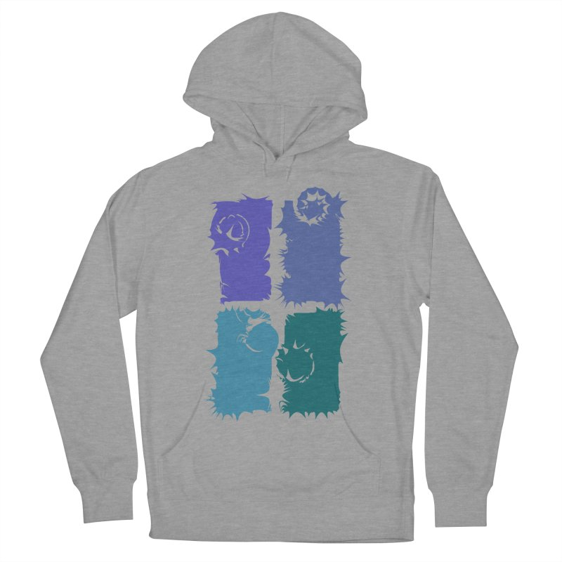 getting pulled into the whirlpool Men's Pullover Hoody by marilcha's Artist Shop