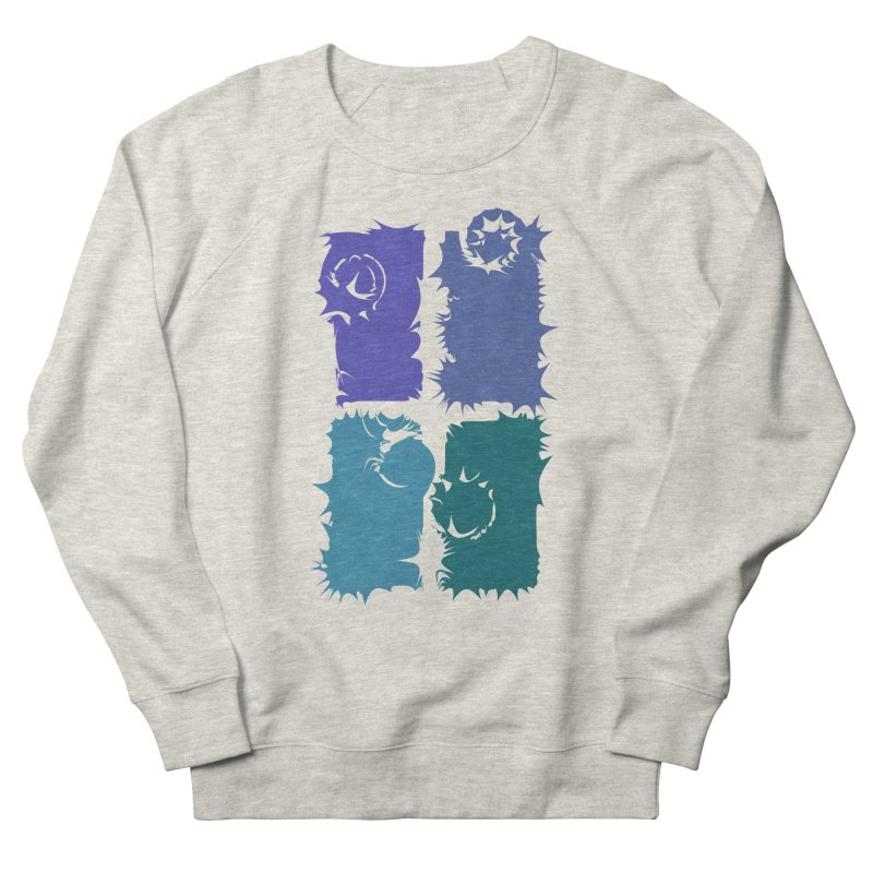 getting pulled into the whirlpool Women's Sweatshirt by marilcha's Artist Shop