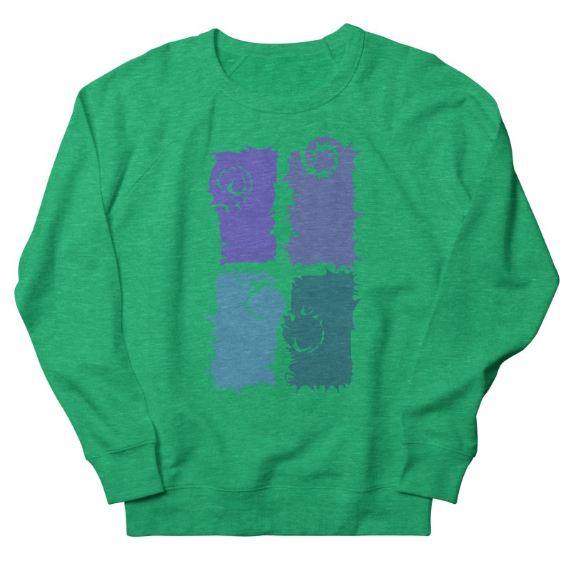 getting pulled into the whirlpool Men's Sweatshirt by marilcha's Artist Shop