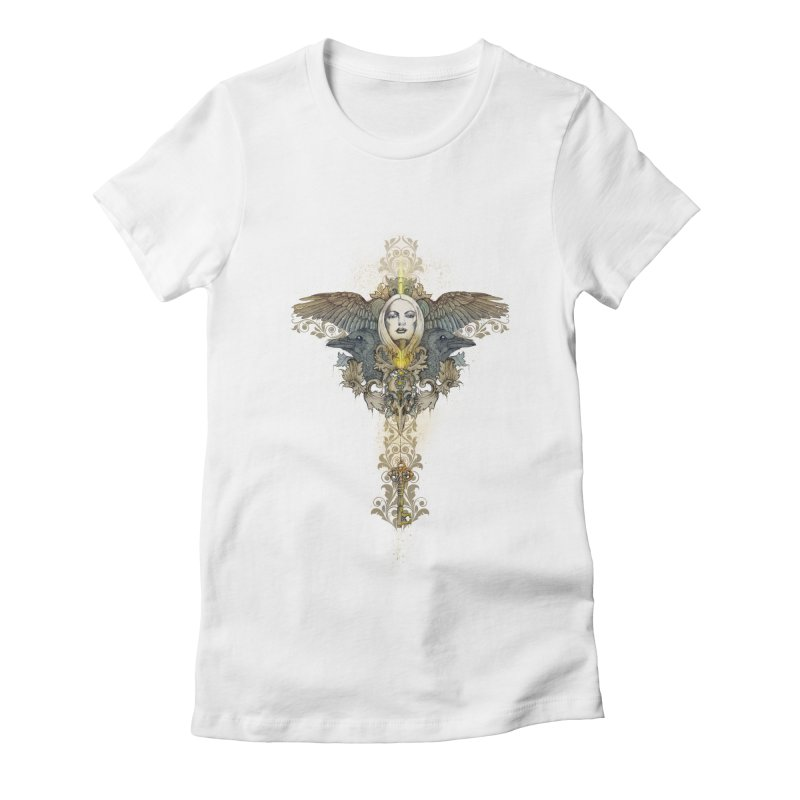 Nothing is heavy to those who have wings   by marineloup's Artist Shop
