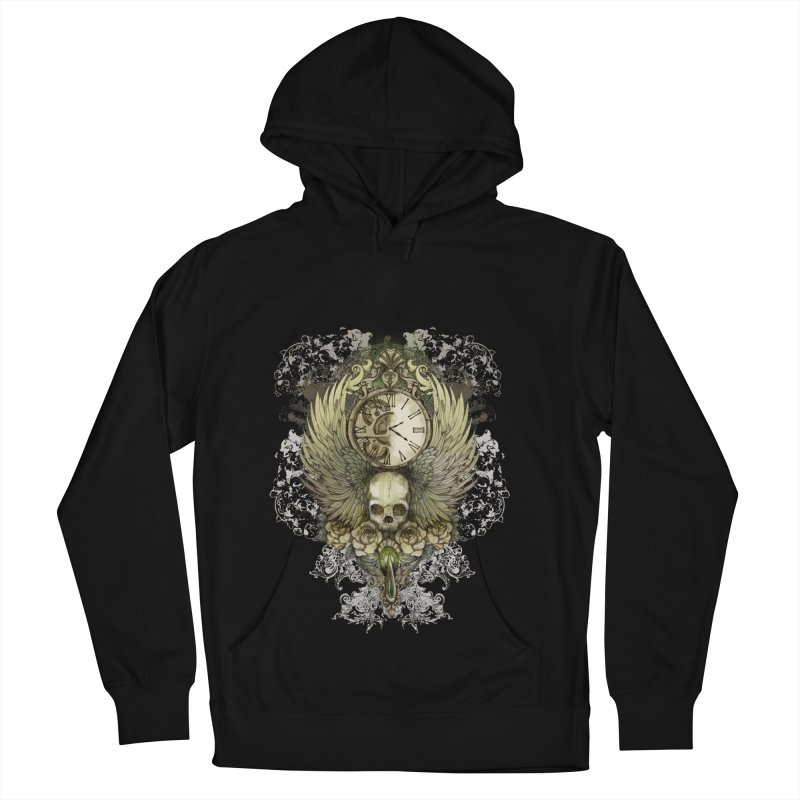 wings of time Women's Pullover Hoody by marineloup's Artist Shop