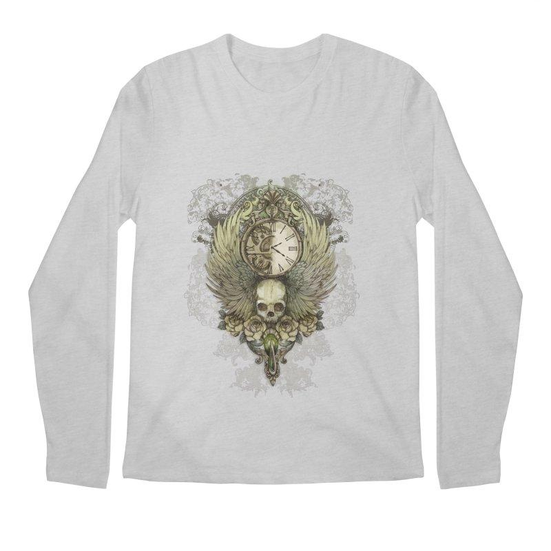 wings of time Men's Longsleeve T-Shirt by marineloup's Artist Shop