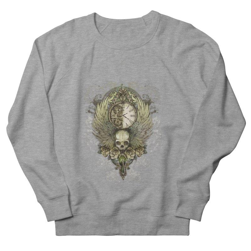 wings of time Women's Sweatshirt by marineloup's Artist Shop