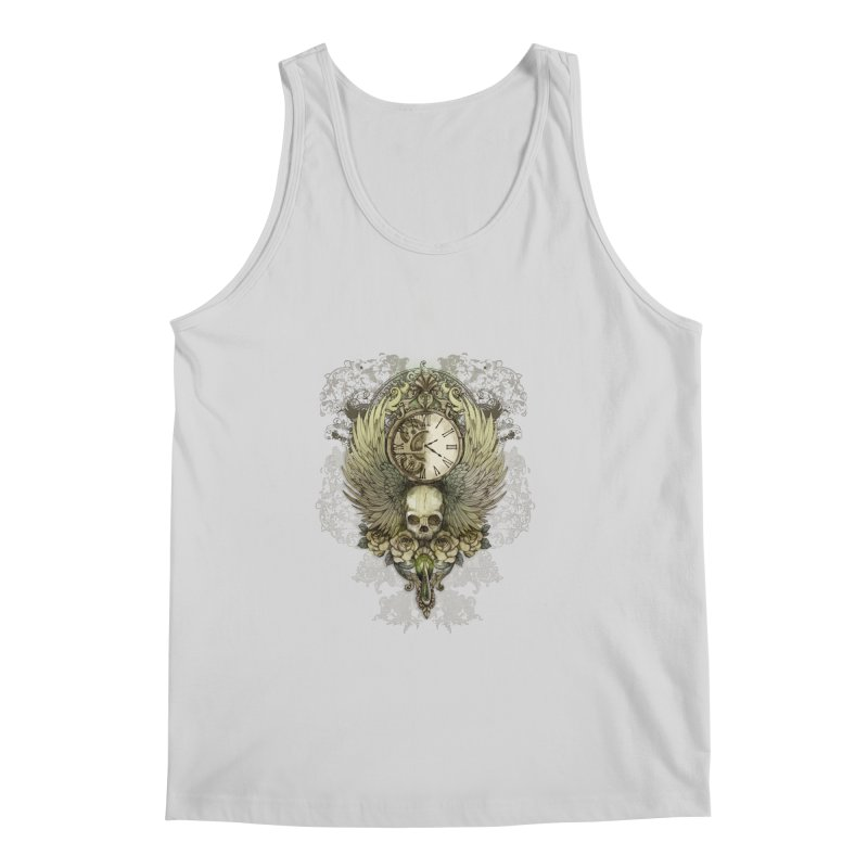 wings of time Men's Tank by marineloup's Artist Shop