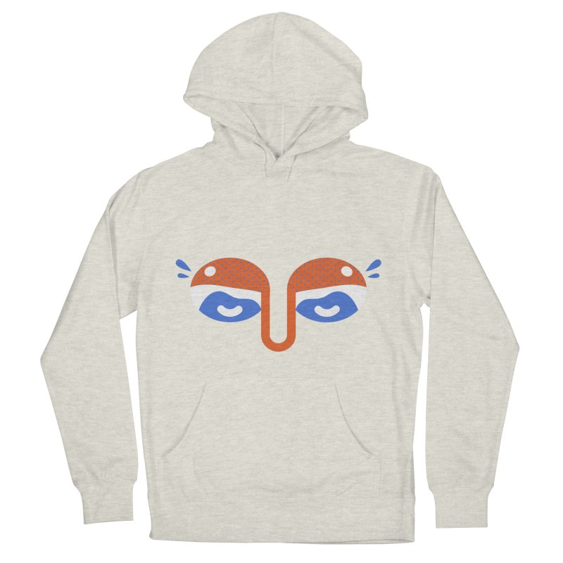 Someone watches me Women's French Terry Pullover Hoody by Mario Carpe Shop