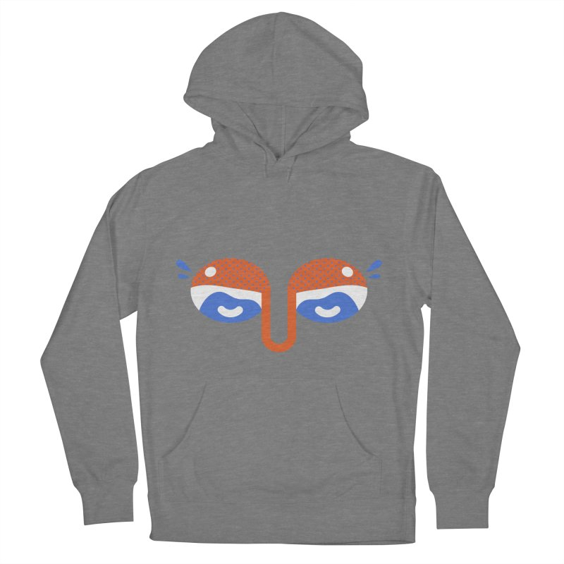 Someone watches me Men's French Terry Pullover Hoody by Mario Carpe Shop