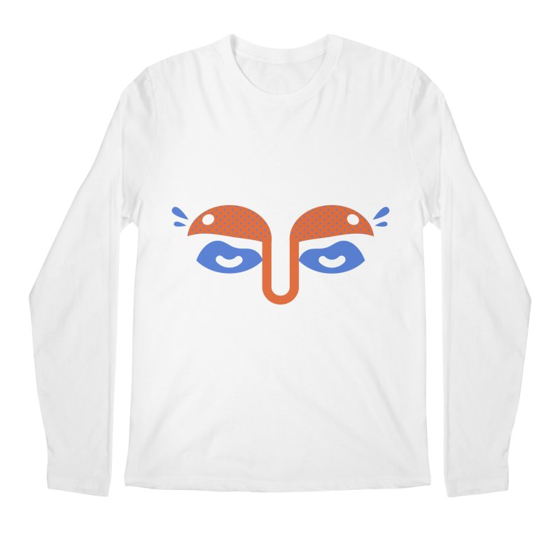 Someone watches me Men's Longsleeve T-Shirt by Mario Carpe Shop