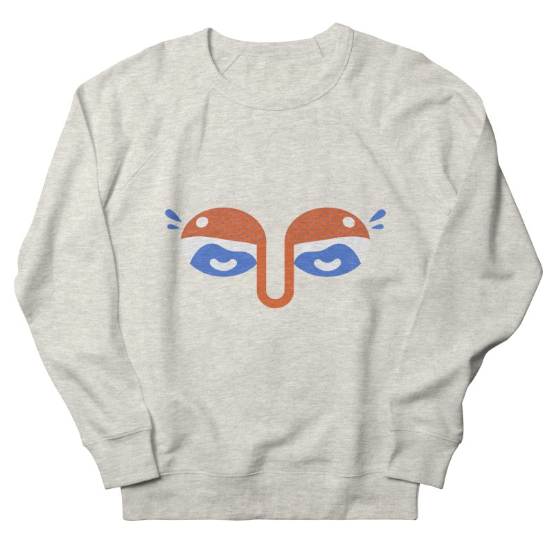Someone watches me Men's French Terry Sweatshirt by Mario Carpe Shop