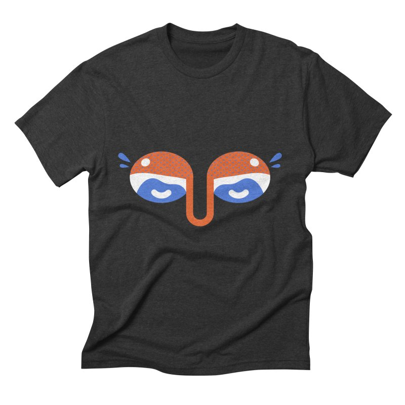 Someone watches me Men's Triblend T-Shirt by Mario Carpe Shop