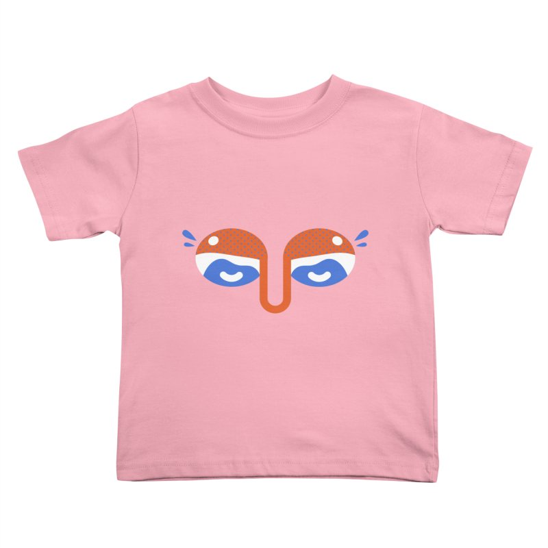 Someone watches me Kids Toddler T-Shirt by Mario Carpe Shop