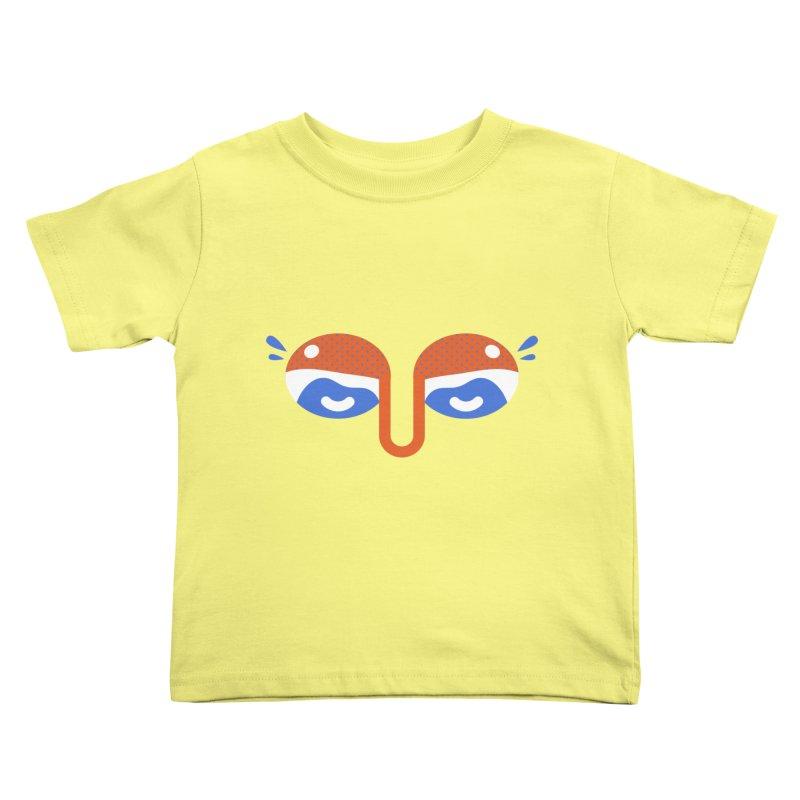 Someone watches me Kids Toddler T-Shirt by Mario Carpe Shop