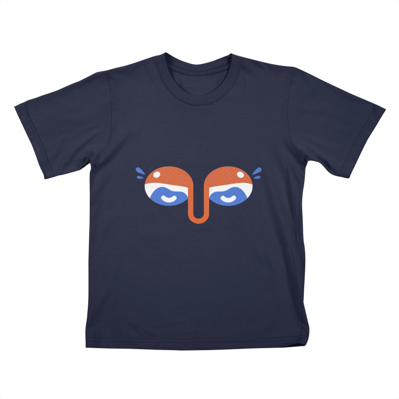 Someone watches me Kids T-shirt by Mario Carpe Shop