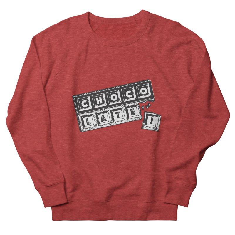 Chocolate! Men's Sweatshirt by Mario Carpe Shop