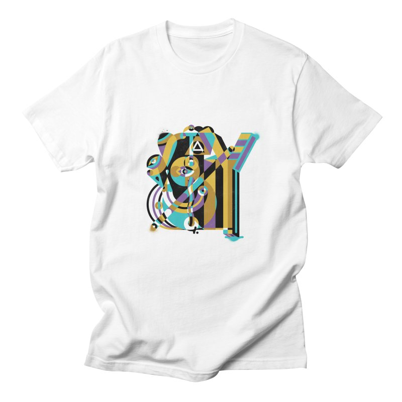 Stay Cubist Men's T-Shirt by Mario Carpe Shop